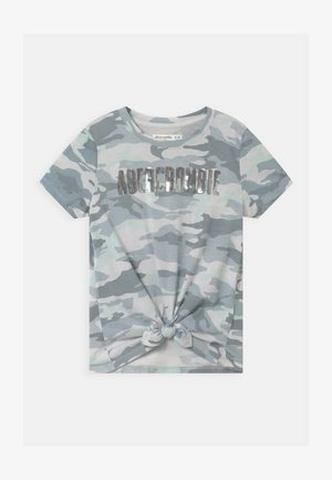 TECH CORE - T-shirt med print - multi-coloured
