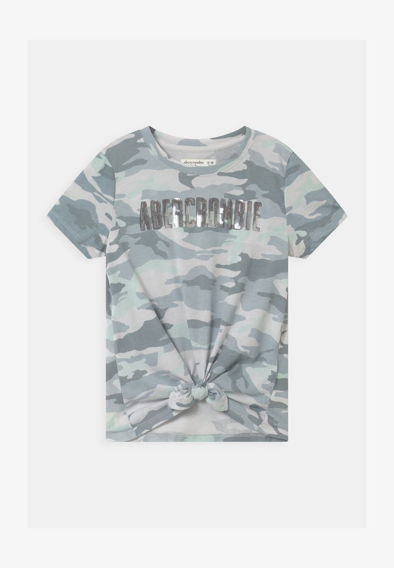 Abercrombie & Fitch - TECH CORE - T-shirt med print - multi-coloured