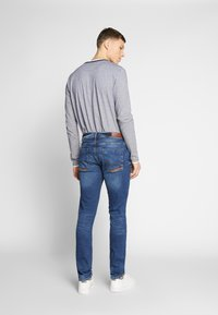 Blend - JET - Slim fit jeans - denim middle blue - 2