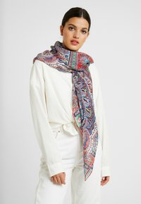 Roeckl - MAJESTIC PAISLEY - Scarf - multi/scarlet - 0