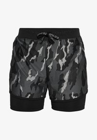 ONPJOY LIFE TRAI - Shorts - grey