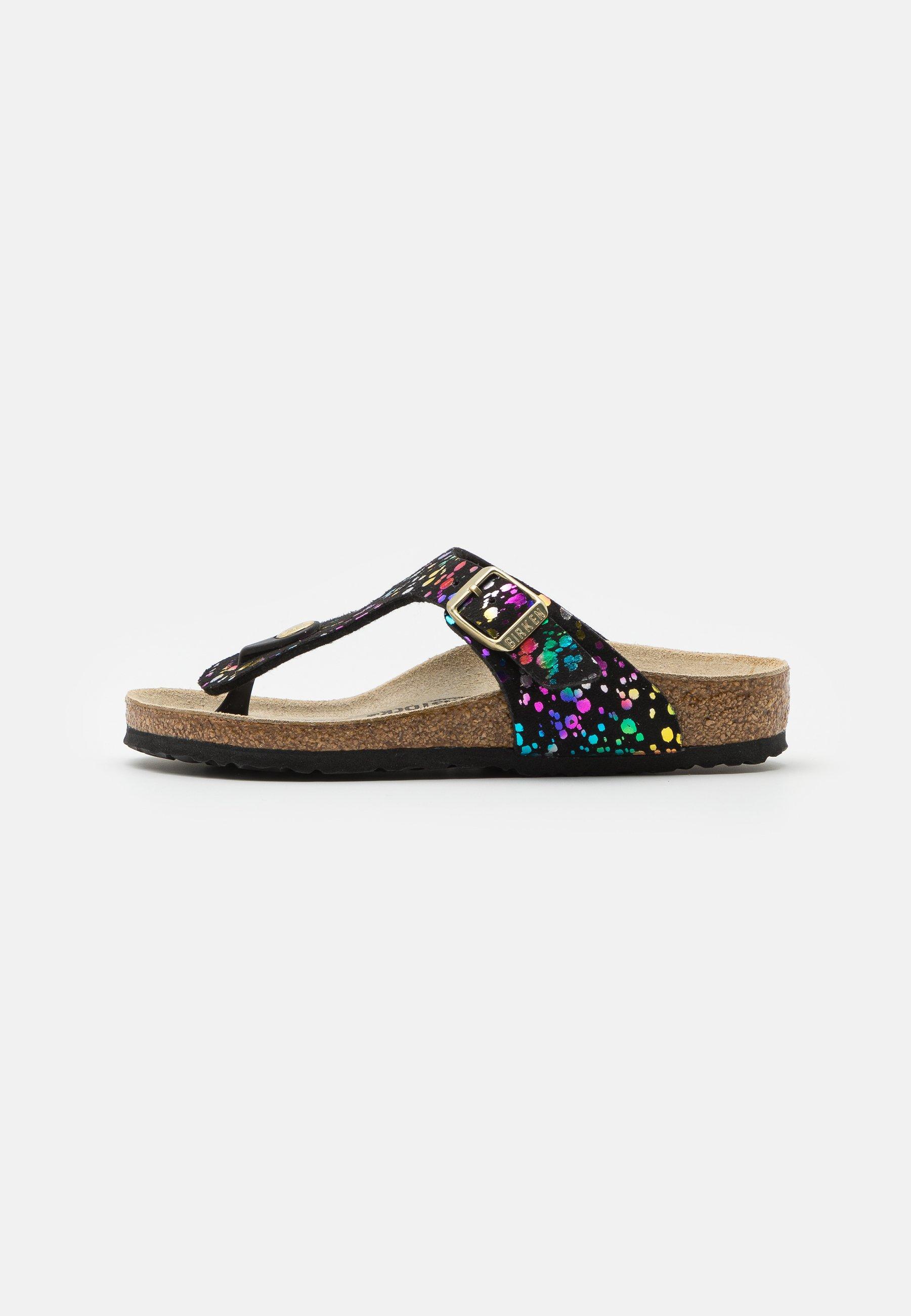 Kids GIZEH KIDS CONFETTI POP - T-bar sandals