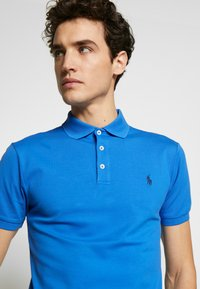 Polo Ralph Lauren - SLIM FIT MODEL - Polo shirt - colby blue - 3
