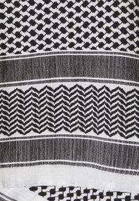 CECILIE copenhagen - Pitkähihainen paita - black/white - 2