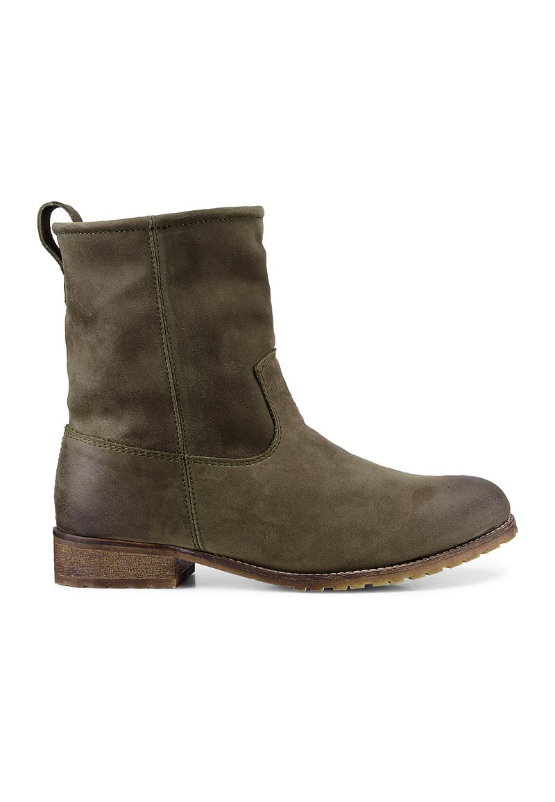 COX - GAUCHO - Ankle boots - khaki
