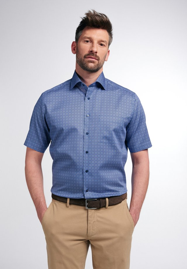 MODERN FIT - Skjorte - blau