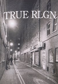 True Religion - ALLEYWAY - Triko spotiskem - white - 2