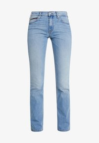 Tommy Jeans - MID RISE 1979 - Jeansy Bootcut - utah lt bl com - 4