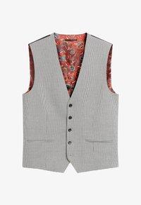 Next - PUPPYTOOTH  - Suit waistcoat - grey - 4