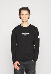 Redefined Rebel - GUTI TEE - Long sleeved top - black - 0