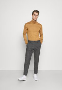 Casual Friday - KONRAD  - Jumper - tobacco brown - 1