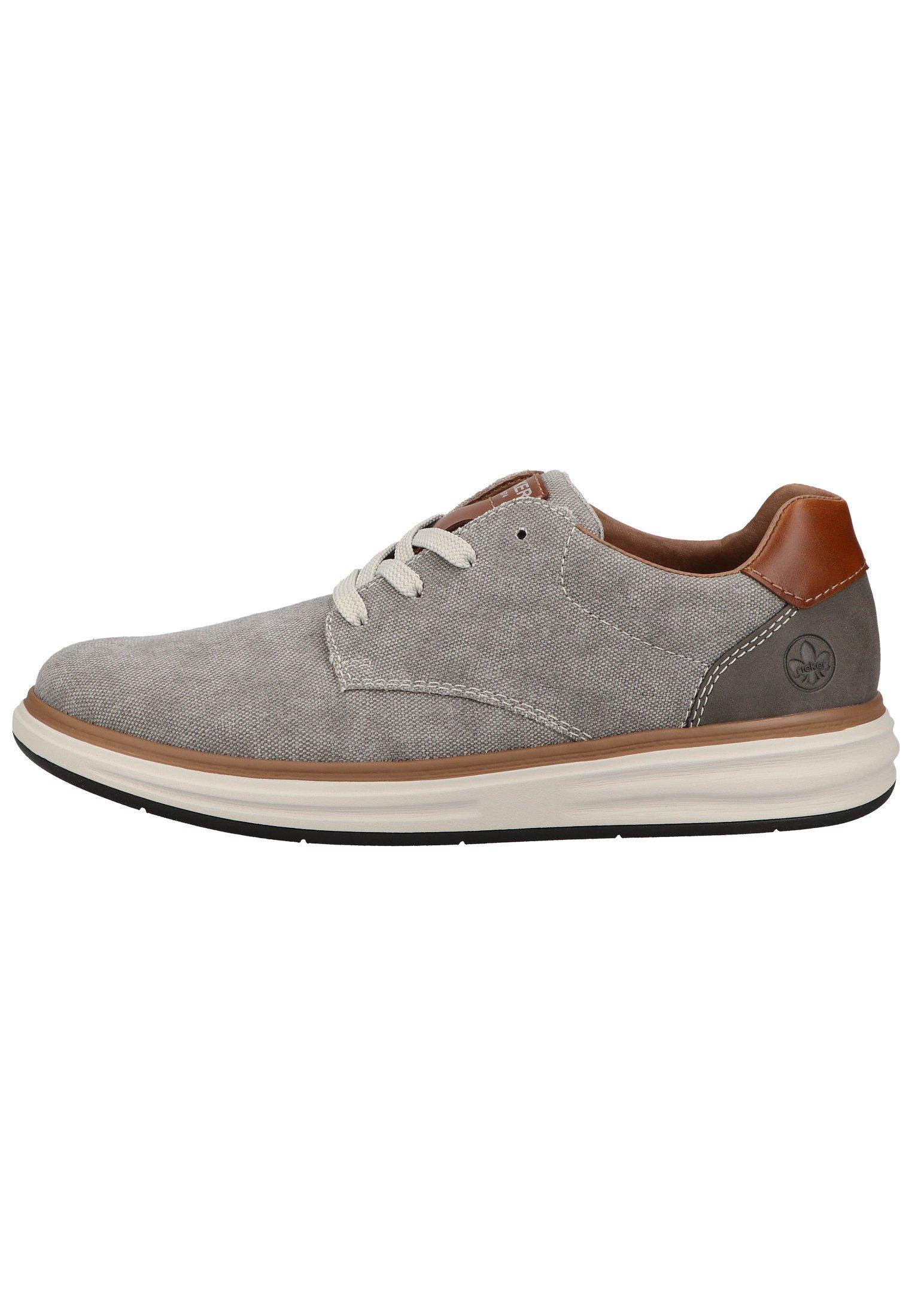 Homme Chaussures à lacets - grey/cenere/amaretto