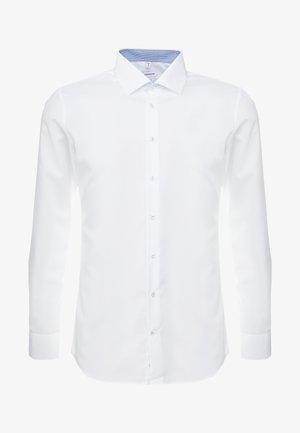 SLIM FIT BUSINESS KENT - Kostymskjorta - white