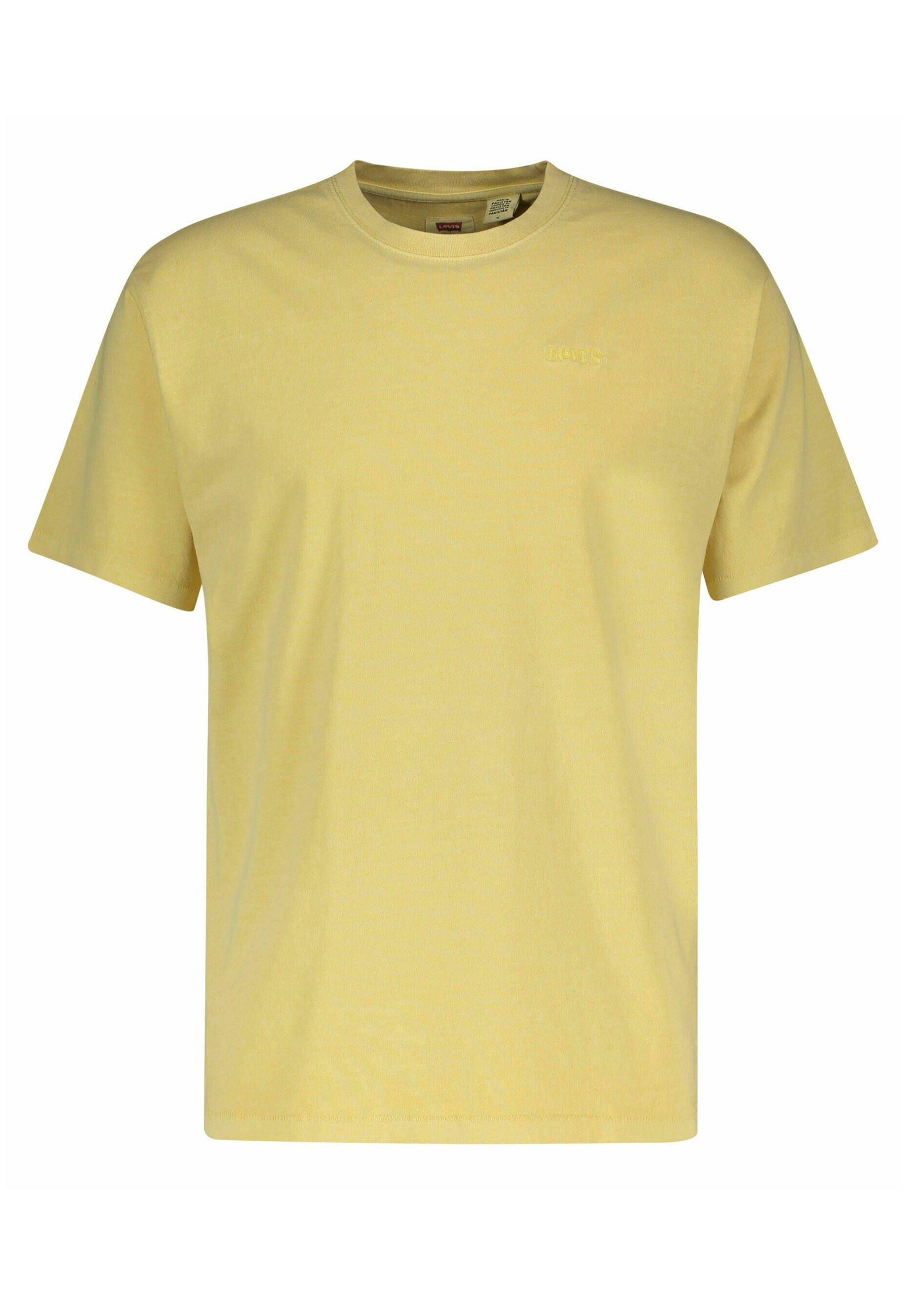 Homme T-shirt basique - gelb