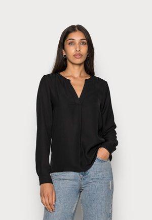 VMELISA - Långärmad tröja - black