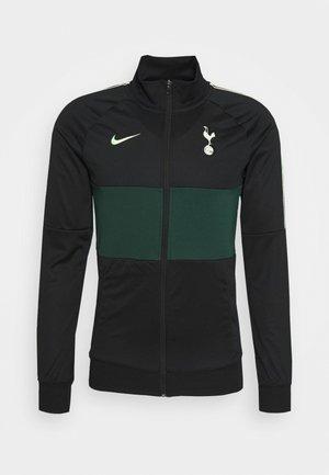 TOTTENHAM HOTSPURS - Club wear - black/pro green/barely volt