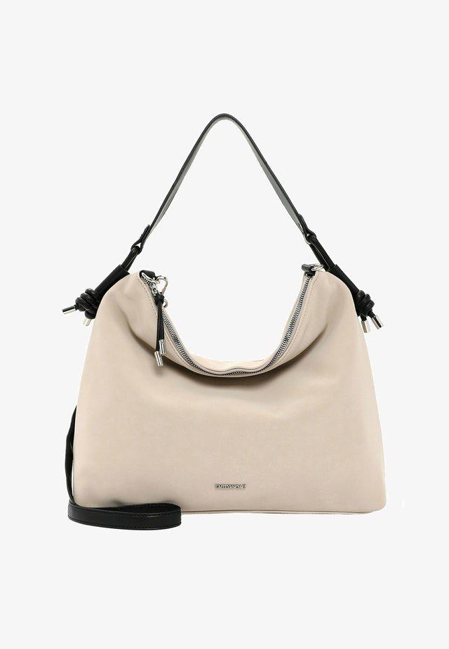ERIKA - Shopping bag - sand