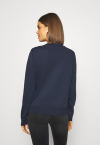 Tommy Jeans - REGULAR C NECK - Sweater - blue - 2
