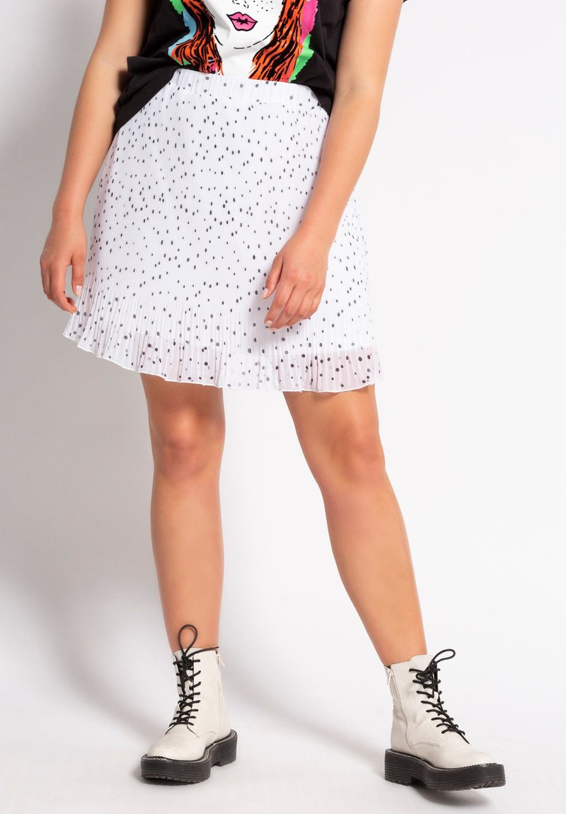 Studio Untold - A-line skirt - blanc