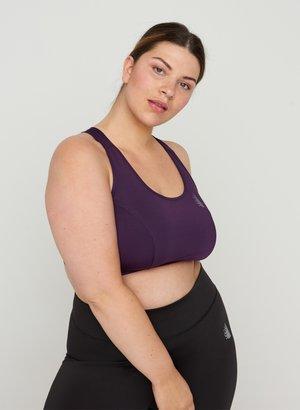 Sports bra - purple