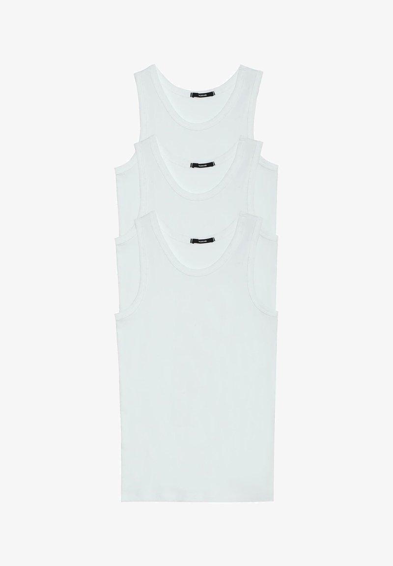 Tezenis - 3 MULTIPACK - Undershirt - bianco
