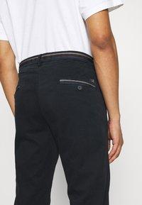 Mason's - TORINO WINTER - Chino kalhoty - navy - 3
