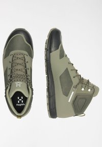 Haglöfs - L.I.M MID PROOF ECO  - Hiking shoes - sage green/deep woods - 2