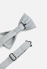 Pier One - SET - Bow tie - grey - 2