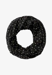 black geometrical design