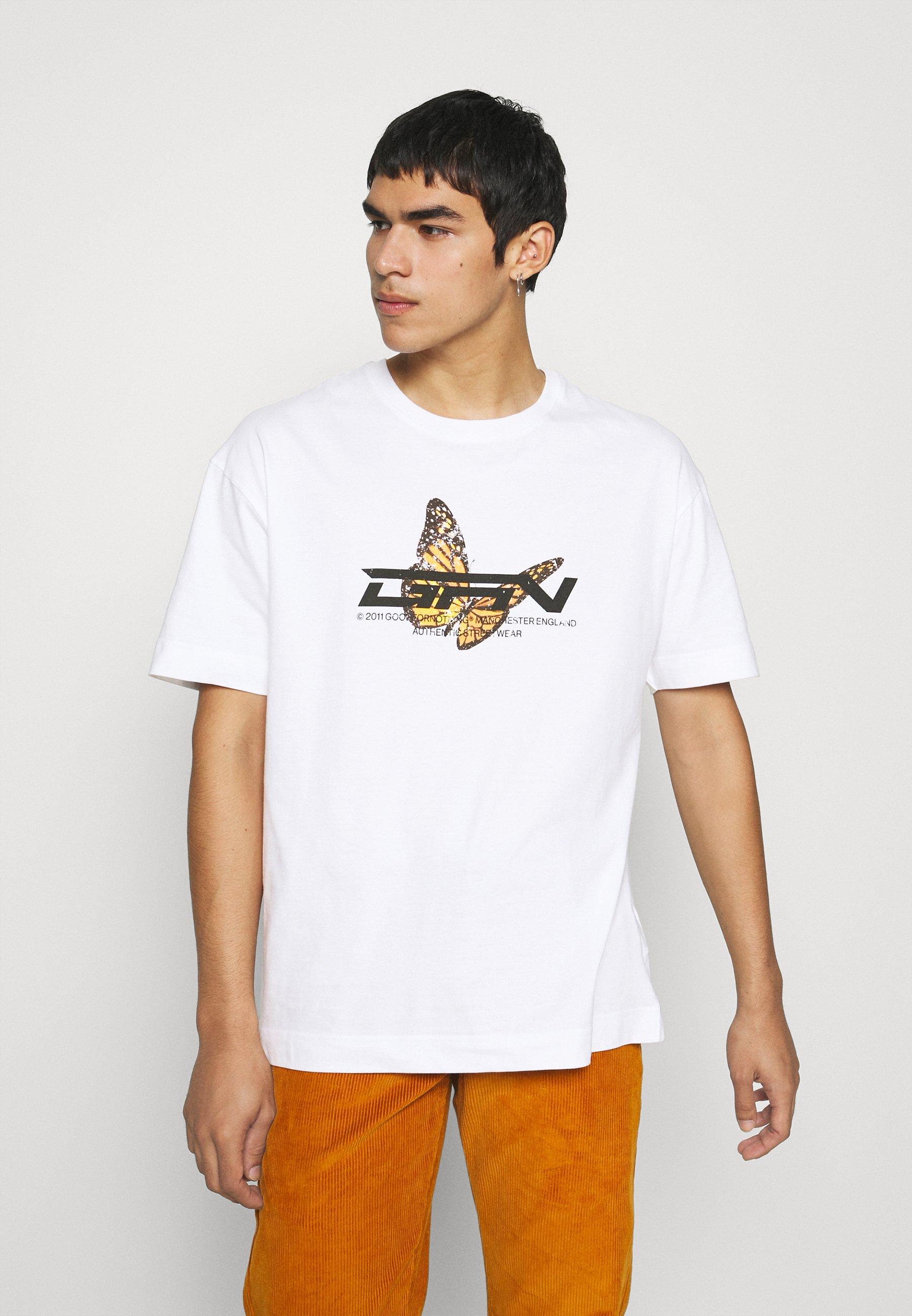 Herren OVERSIZED BUTTERFLY - T-Shirt print