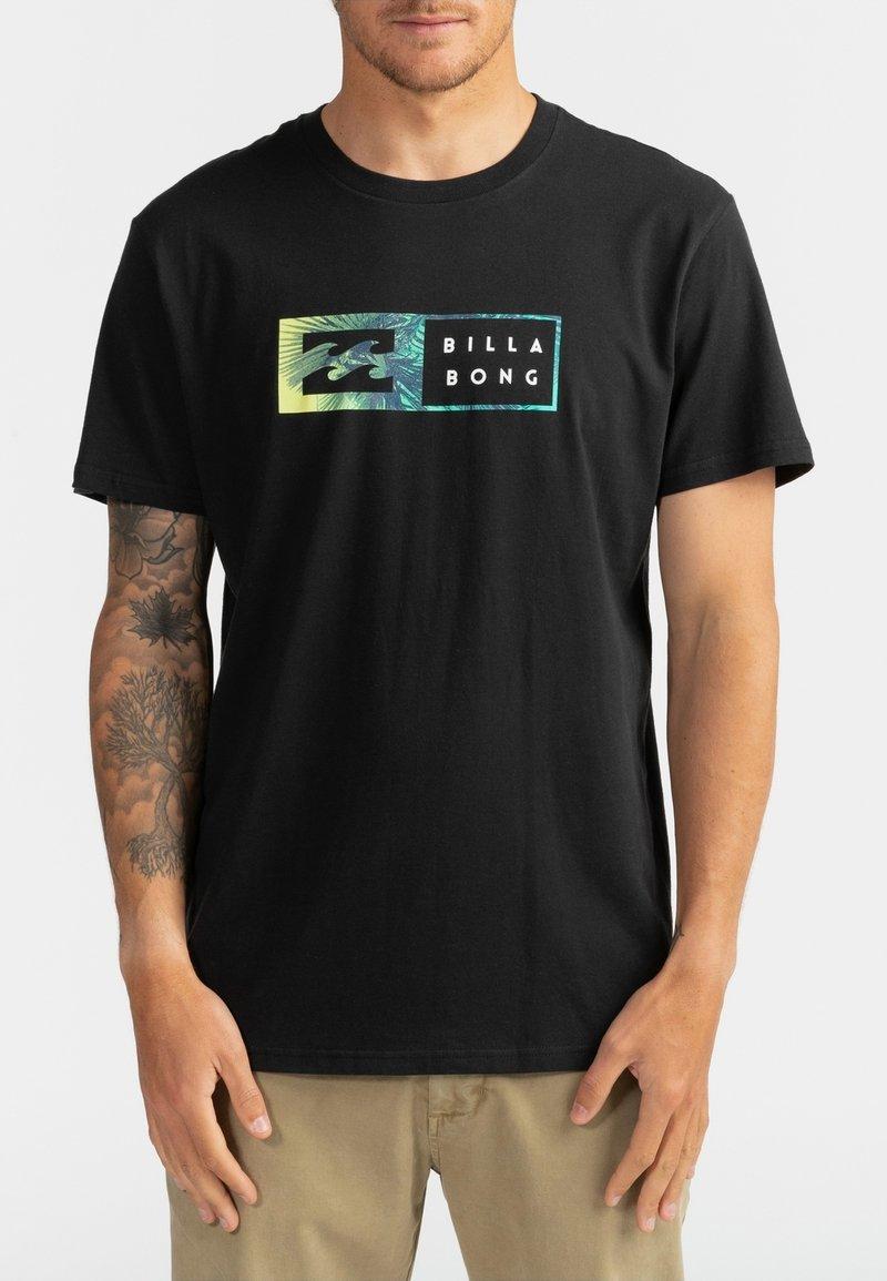 Billabong - INVERSED  - Print T-shirt - black