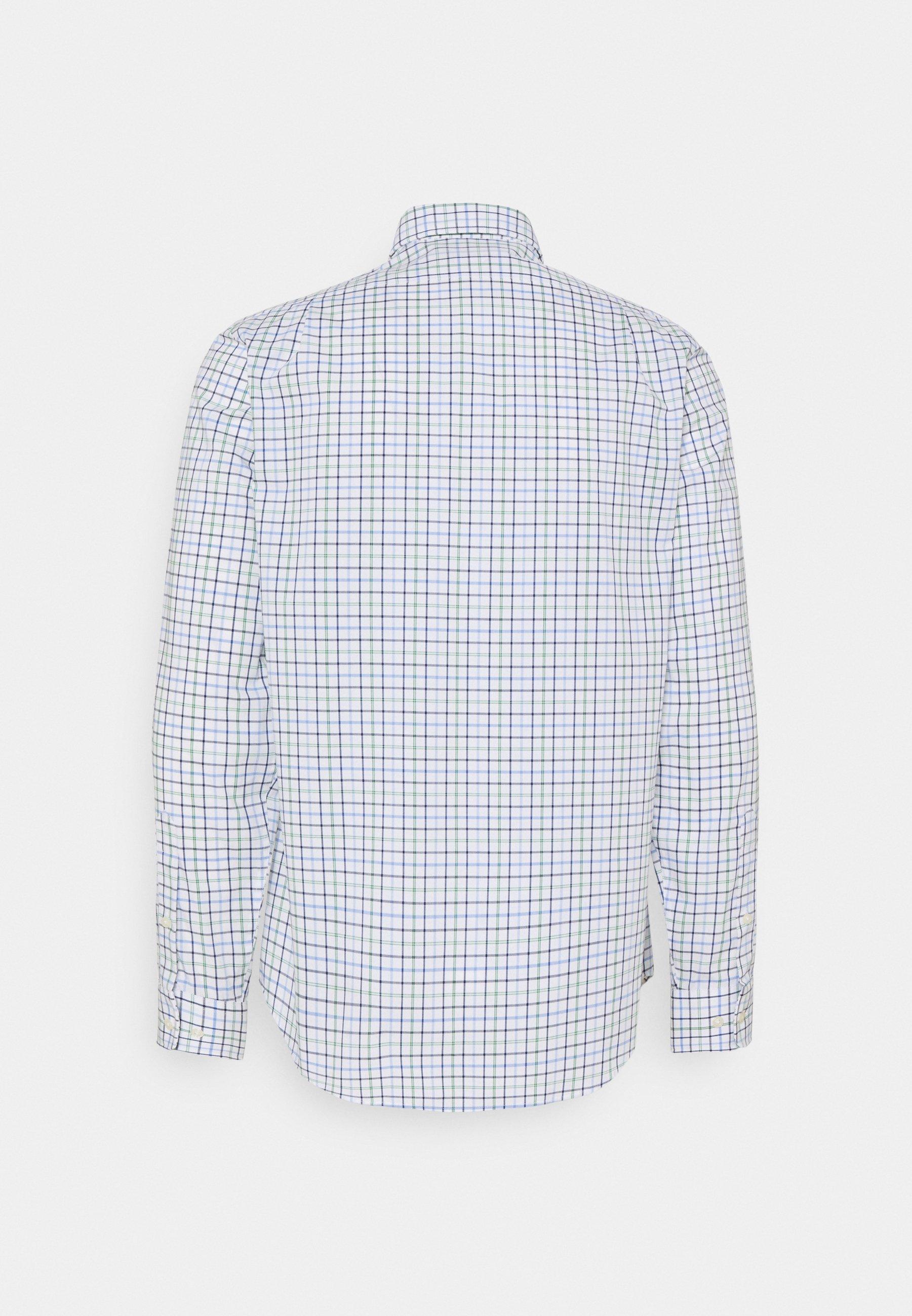 Uomo LONG SLEEVE DRESS SHIRT - Camicia elegante
