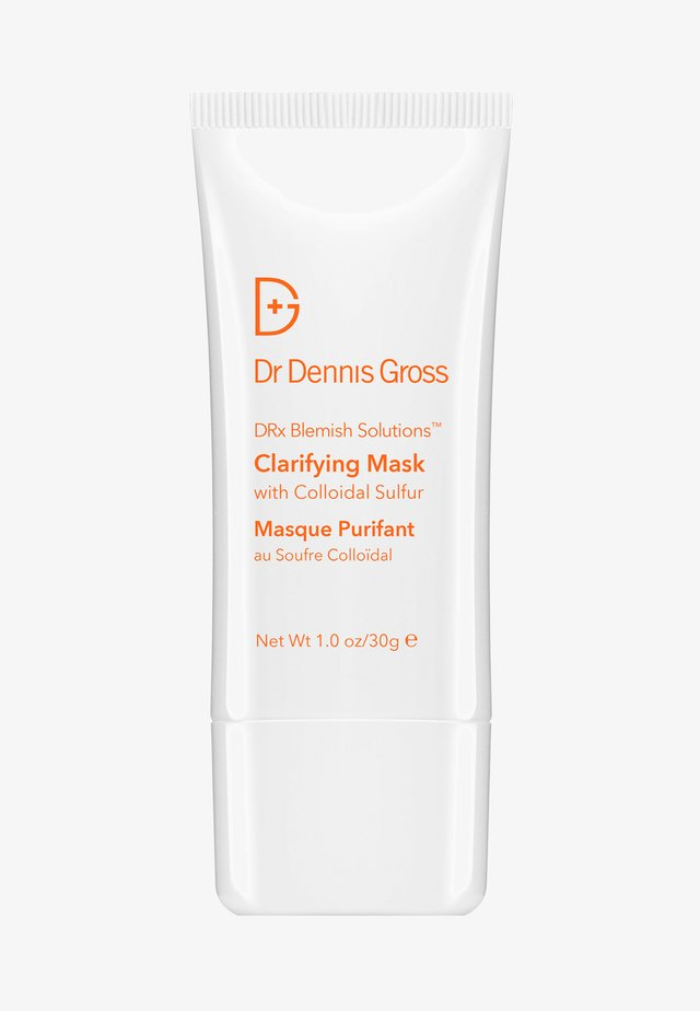 DRX BLEMISH SOLUTION CLARIFYING MASK - Ansigtsmaske - -