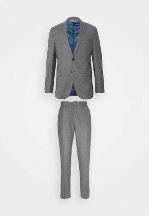 LOOK SLIM SUIT - Oblek - grey