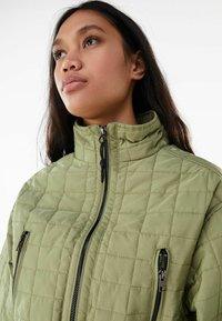 Bershka - Winter jacket - khaki - 3