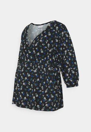 NURSING - Bluzka z długim rękawem - black