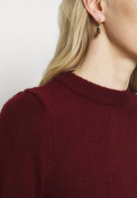 Anna Field - Shift dress - dark red - 3