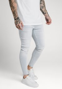 SIKSILK - SKINNY  - Jeans Skinny Fit - light blue - 4