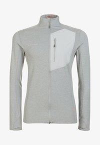 Mammut - ACONCAGUA - Training jacket - grey - 4