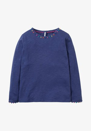CHARLIE - Long sleeved top - segelblau