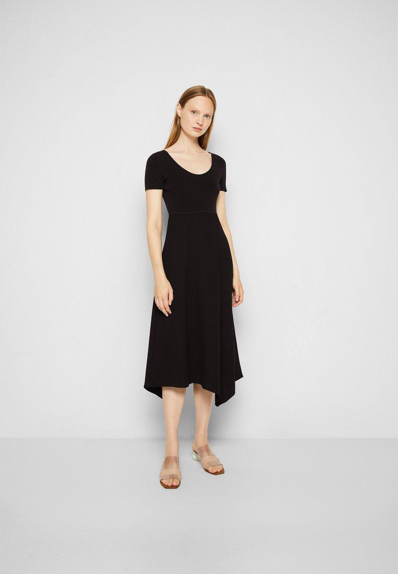 Theory - DRESS - Day dress - black