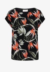 Cartoon - MUSTER - Print T-shirt - black/orange - 3