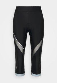 ONPPERFORMANCE BIKE - 3/4 Sporthose - black/gray mist