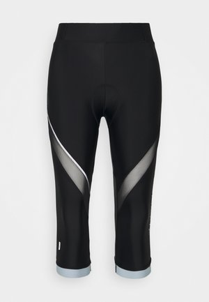 ONPPERFORMANCE BIKE - 3/4 sports trousers - black/gray mist