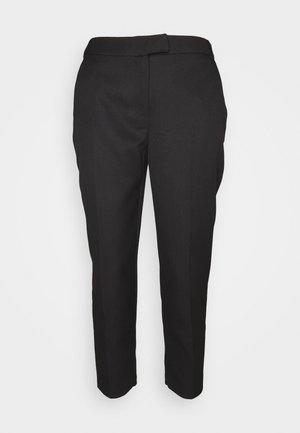 PETITES TROUSER - Kalhoty - black