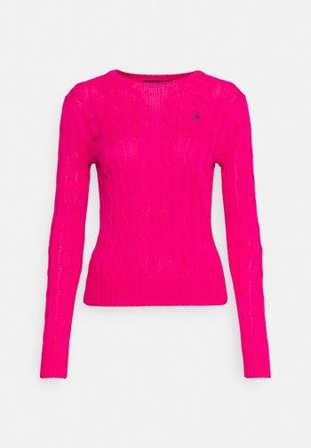 CLASSIC - Jumper - sport pink