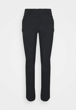 ICONIQ PANT - Ulkohousut - black