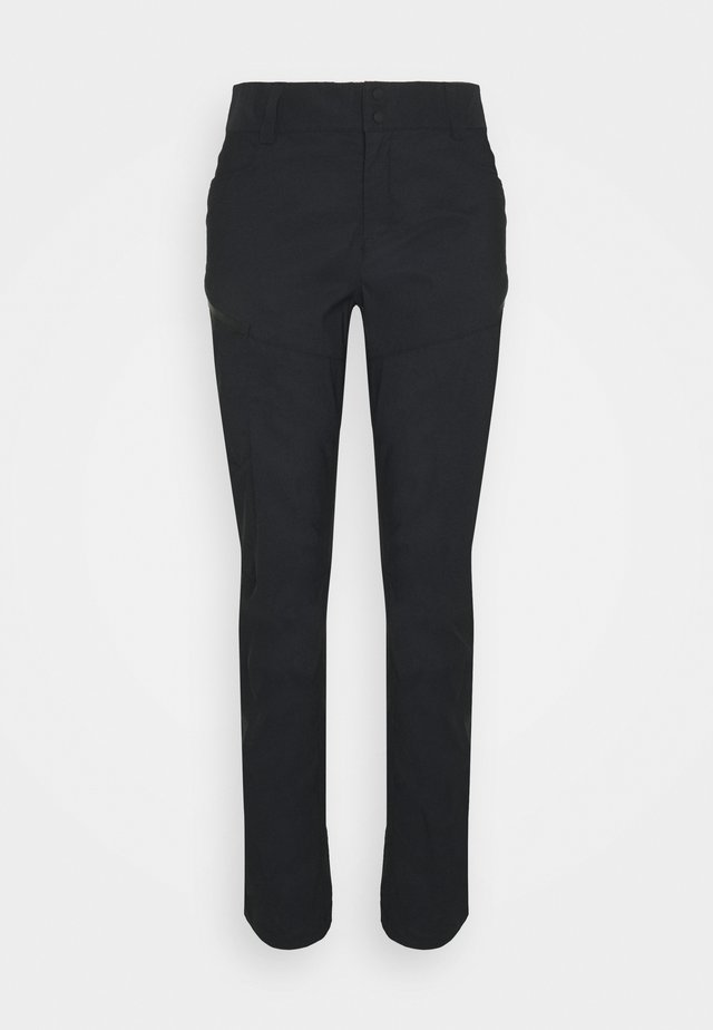 ICONIQ PANT - Outdoorbroeken - black