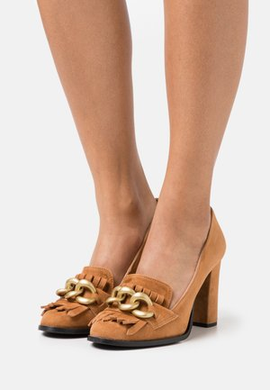 SLFMEL - High heels - sudan brown