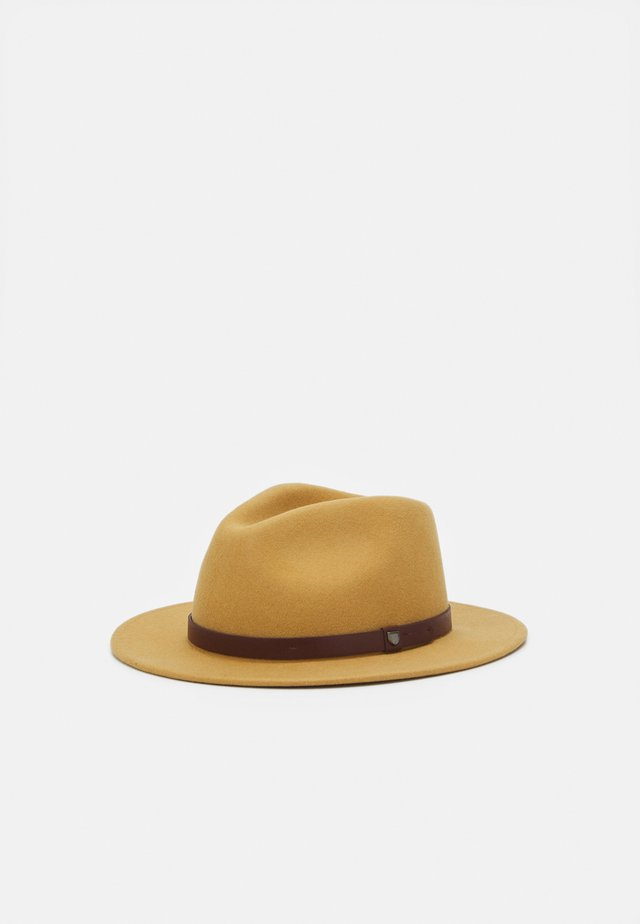 MESSER FEDORA - Klobouk - honey